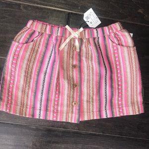 NWT Zara Girls stunning skirt